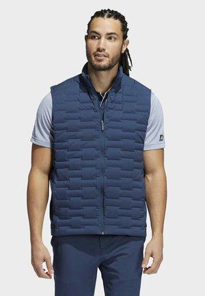 FRST GUARD - Waistcoat - blue