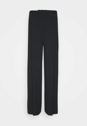 CLAUDIA TROUSER - Bukser - black