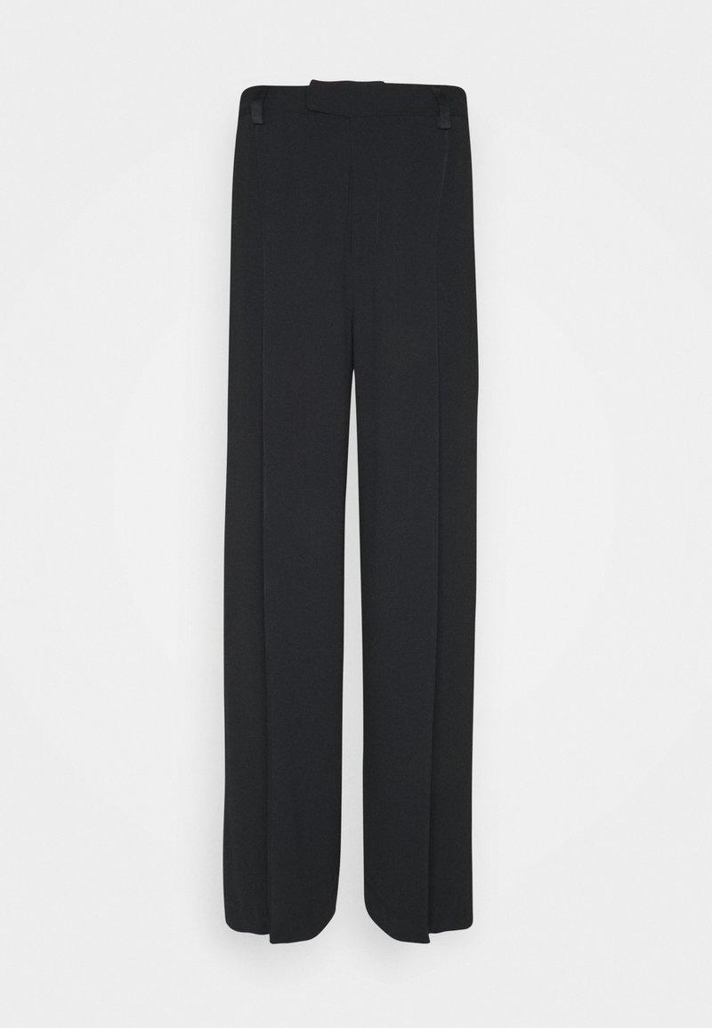 Filippa K - CLAUDIA TROUSER - Trousers - black