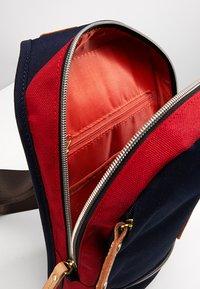 Harvest Label - MINI MULTI - Across body bag - navy - 6