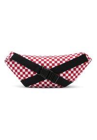 Vans - UA WARD CROSS BODY PACK - Bum bag - chili pepper checkerboard - 2
