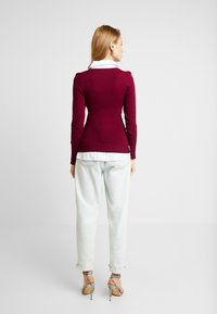 Morgan - MYLORD - Pullover - bordeaux - 2