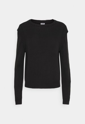 NMKAJA - Jumper - black