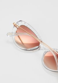 Dolce&Gabbana - Sunglasses - transparent/pink - 4