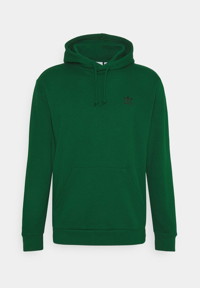 ESSENTIAL HOODY UNISEX - Hoodie - dark green