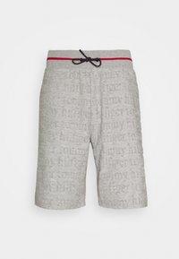 SHORT LOGO - Pyjama bottoms - grey