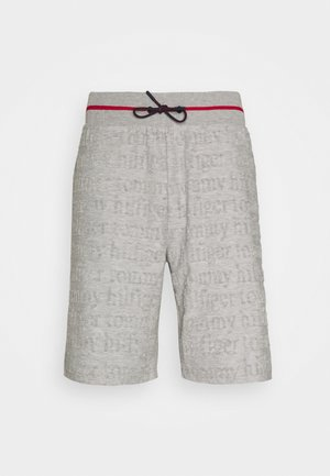 SHORT LOGO - Pyjama bottoms - grey