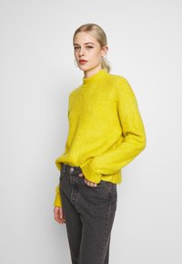 Even&Odd - Jersey de punto - yellow - 0