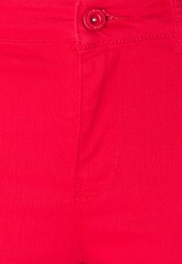Vero Moda - VMHOTSEVEN ZIP PANTS - Jeans Skinny Fit - goji berry - 5