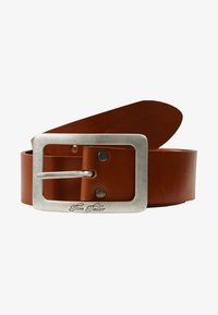 TOM TAILOR - Belt - cognac - 3