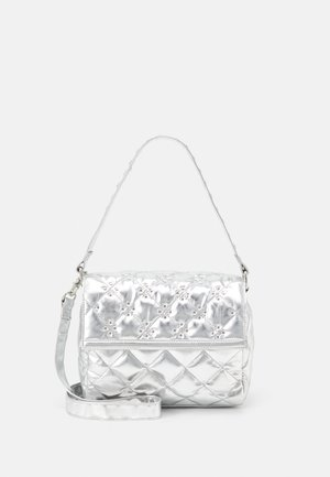 ESSENS - Handbag - silver