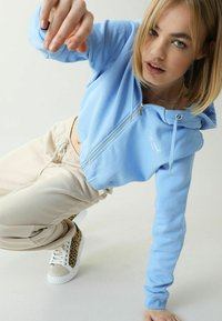 Pimkie - Zip-up sweatshirt - blau - 3