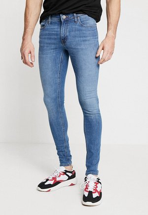 JJITOM JJORIGINAL - Skinny džíny - blue denim