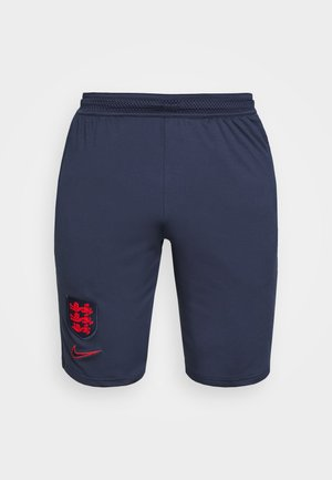 ENGLAND SHORT - Landslagströjor - midnight navy/challenge red