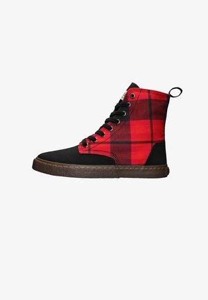 BROCK BROCK - Sneakers hoog - tartan fire starter