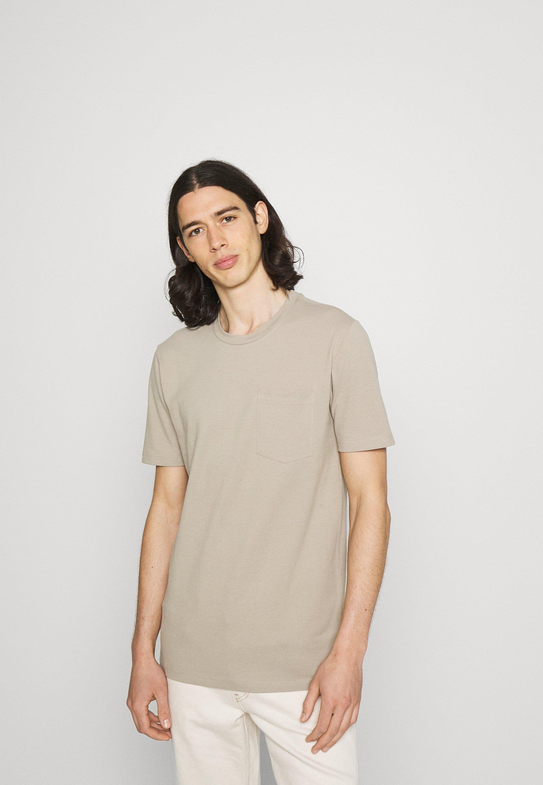 Homme JANN - T-shirt basique