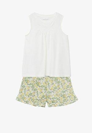 Pyžamová sada - off-white