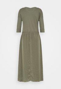 Marc Cain - Maxi dress - crocodile - 1