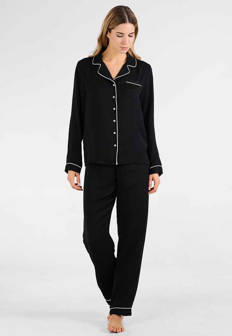 Anna Field - SET - Pyjamas - black