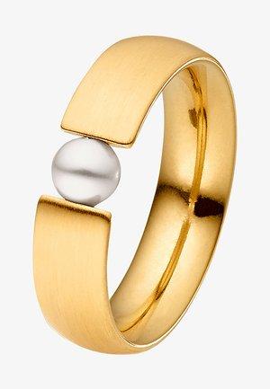 DAMENRING GLOBUS - Ring - white