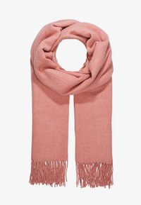 Pieces - Scarf - ash rose - 1