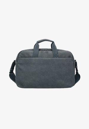 Laptoptas - slate grey