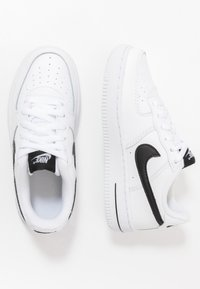Nike Sportswear - FORCE 1 AN20 - Matalavartiset tennarit - white/black - 0