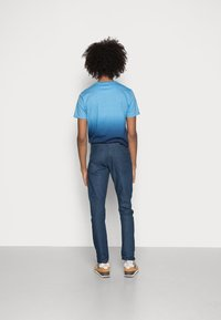 G-Star - STRAIGHT TAPERED - Straight leg jeans - antique worker denim raw denim - 2