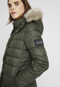 Calvin Klein - ESSENTIAL JACKET - Dunjakke - green - 6
