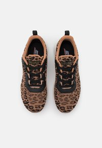 Skechers Sport - BOBS SQUAD - Trainers - brown - 5