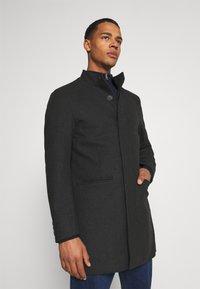 Newport Bay Sailing Club - COAT - Classic coat - grey - 0