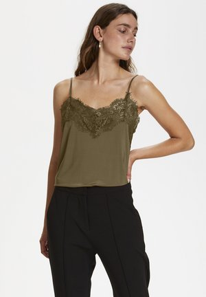 Top - military olive