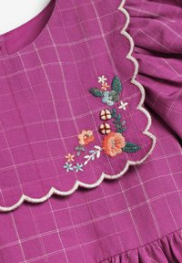 Next - EMBROIDERED - Day dress - purple - 2