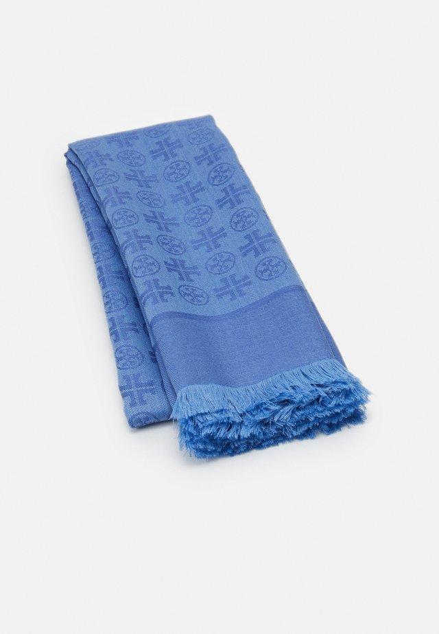 LOGO TRAVELER SCARF - Foulard - pale blue