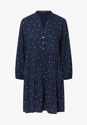 HEART - Nightie - dark blue