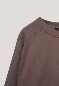 Massimo Dutti - Sweatshirt - brown - 4