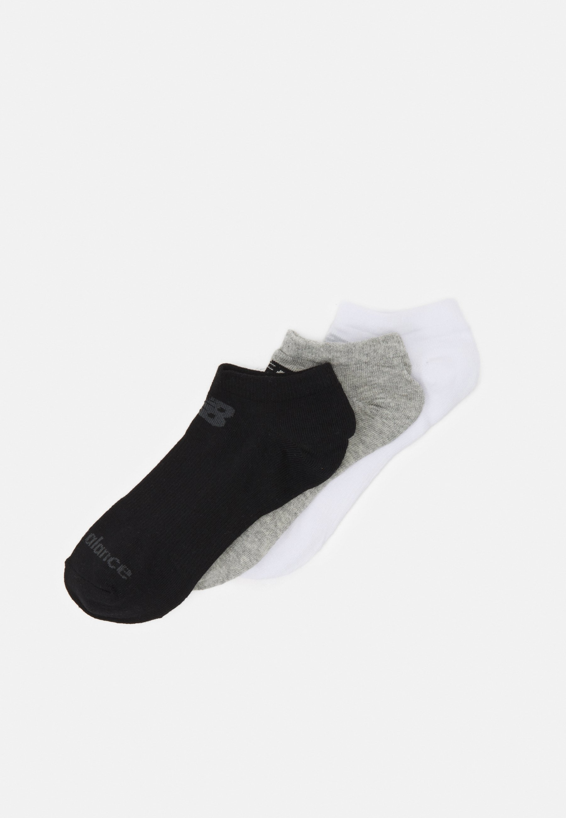 Men NO SHOW FLAT 3 PACK UNISEX - Sports socks