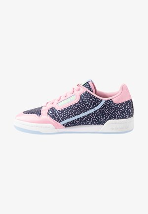 CONTINENTAL 80 - Trainers - true pink/collegiate navy/glow blue
