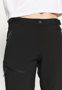 Icepeak - BEATTIE - 3/4 sports trousers - black - 3