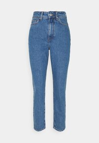 Zign - Mom Fit jeans - Straight leg jeans - blue denim - 6