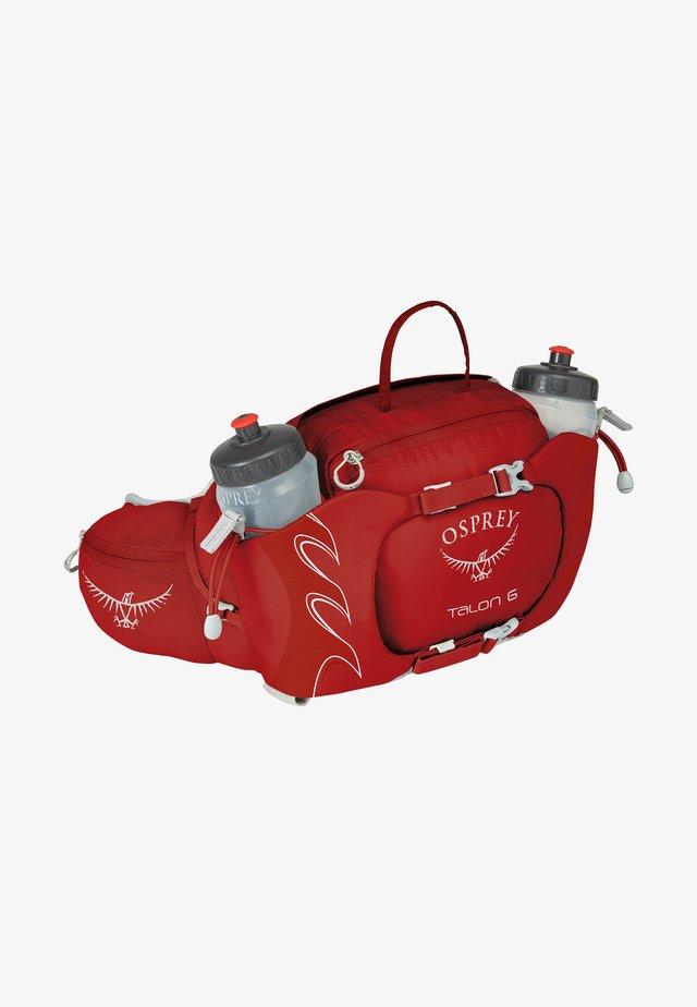 TALON - Bum bag - martian red