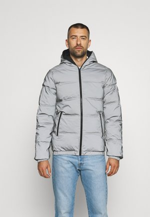 TAYLOR - Winterjacke - light grey reflective