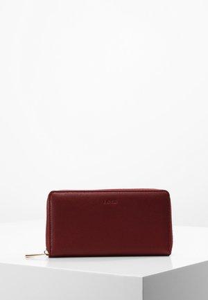 MARGARETE - Wallet - red