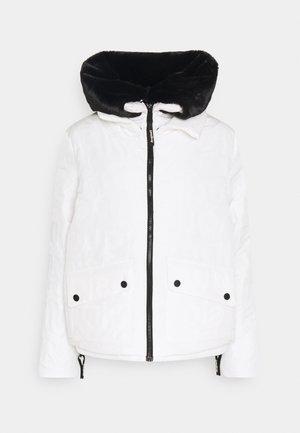 PADDED ANOUK - Winter jacket - blanco