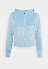 NEW girl ORDER - HOODY - Hettejakke - blue