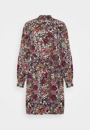 VMSELMA SHORT HIGH NECK DRESS  - Kjole - wild rose/selma