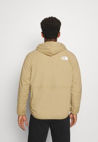The North Face - ACTIVE TRAIL - Mikina s kapucí - moab khaki - 2