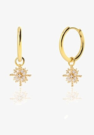 SNOWFLAKE - Earrings - oro