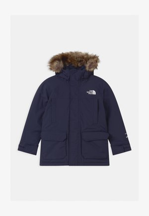 UNISEX - Down coat - navy