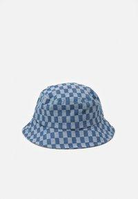 Fiorucci - CHECK BUCKET HAT UNISEX - Hat - pale blue - 2